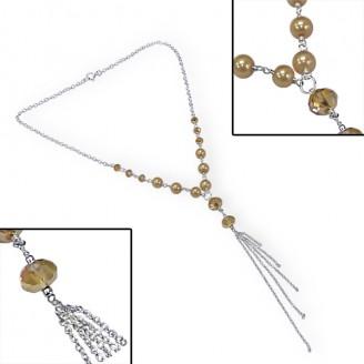 """Stříbrný náhrdelník """"Věrnost"""". Ag 925/1000"""